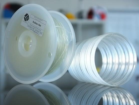 Flexible Elastic Rubber-like Filament 500g ABS filament (EXPERIMENTAL)