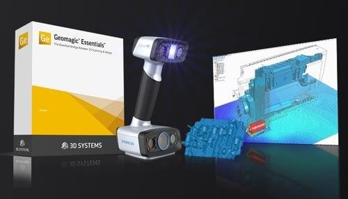 EinScan HX 3D Scanner 6