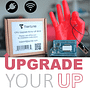 UP BOX UPgrade CPU (incl. filament pause switch + second fan kit)