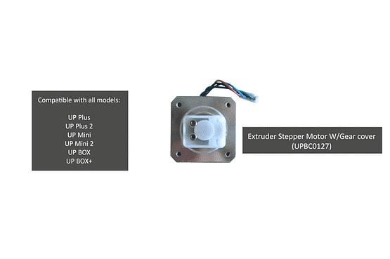 UP Print Head Extruder Stepper Motor
