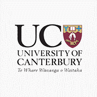 New Zealand university, University of Canterbury logo, 3D printing system customer